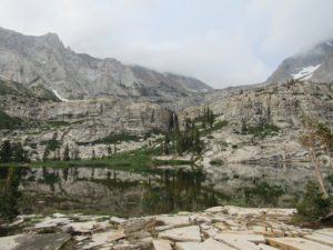Black Swift Nesting Area, Southern Sierra by Alex Single