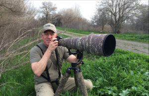 "Member Meeting - Gary Woods ""Birding southeast Arizona"" @ Woodward Park Library"